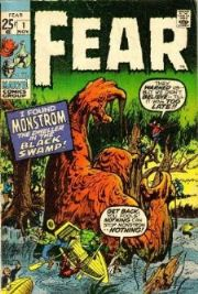 Fear Comics, Adventure Into